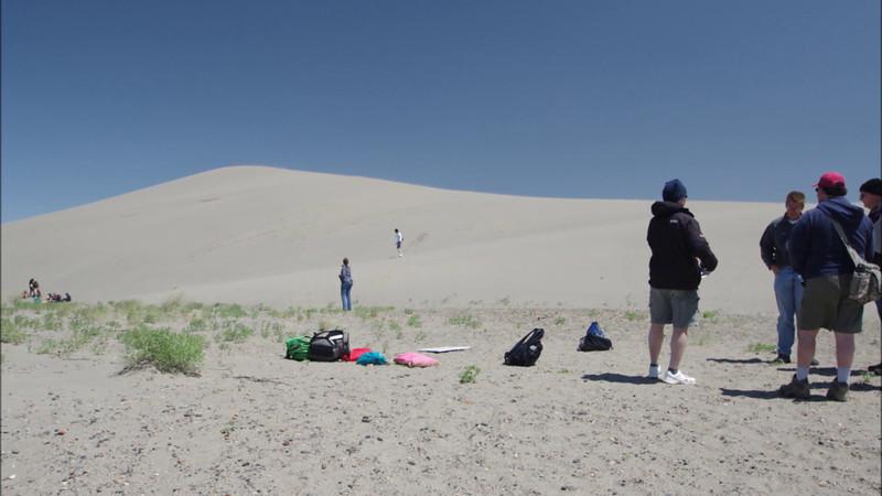 Bruneau Sand dunes Math Project