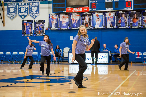 Brunswick vs Shaker Basketball 2-27-15