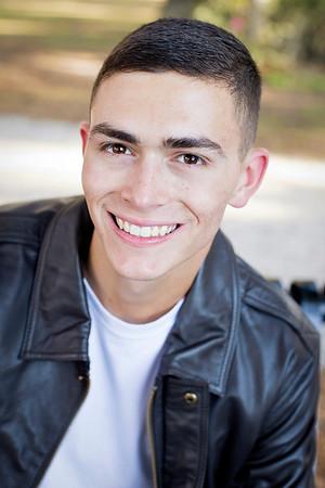 Bryant Senior Portraits