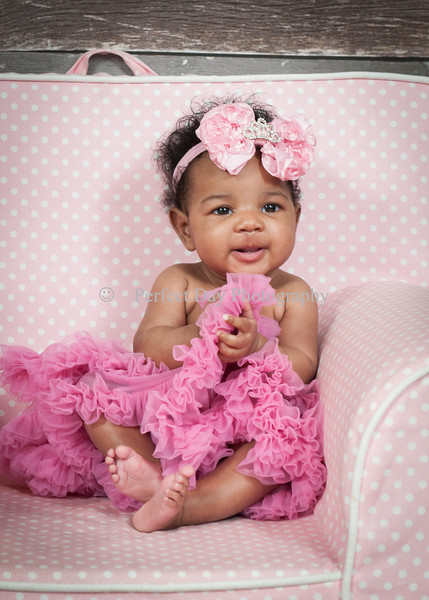 Brynnley - 3 month pictures