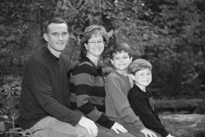 Burleson Family