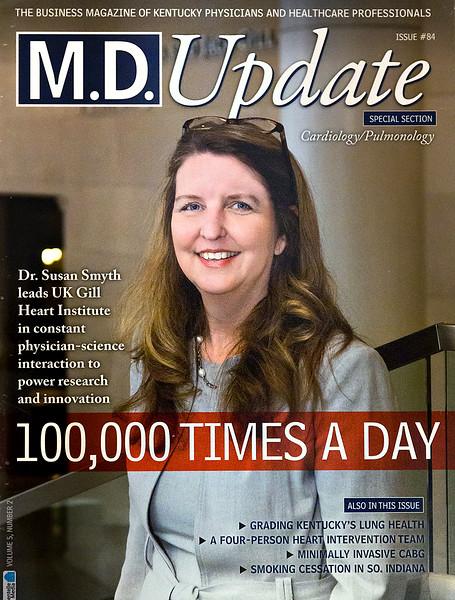 Dr. Susan Smythe<br /> UK Gill Heart Institute