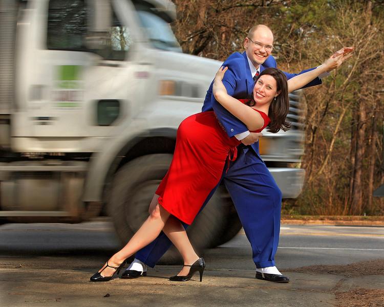 Dancers<br /> Raleigh, N.C.