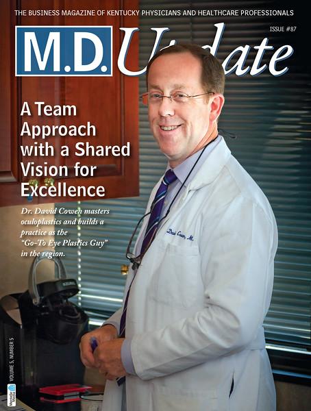 Dr. David Cowen<br /> M.D. Update