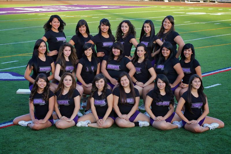 CHS Cheer 2010-2011