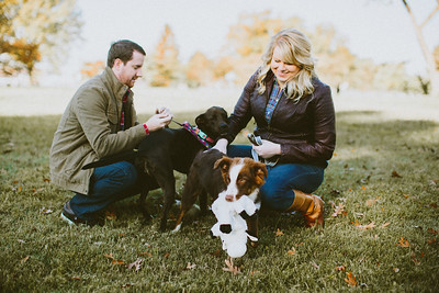 COLETTE + BRIAN | ENGAGED | 10.31.2015