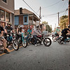 Swoop Jockey Moped Army