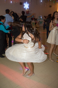 ©Jeffery Jones:   16th birthday party for Caitlin @ Knights of Columbus Hall in Gallup..