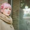 Caitlyn and the Pink Hair<br /> Model Caitlyn Pearce <br /> Photographer Torsten Bangerter
