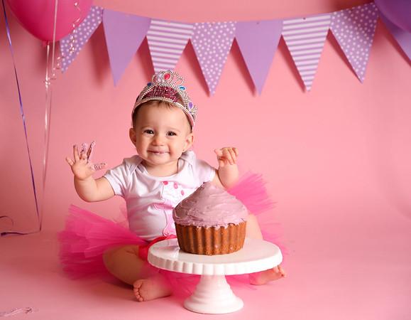 Mackenzie Cake Smash