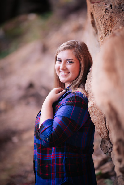 Callie Hagman Senior