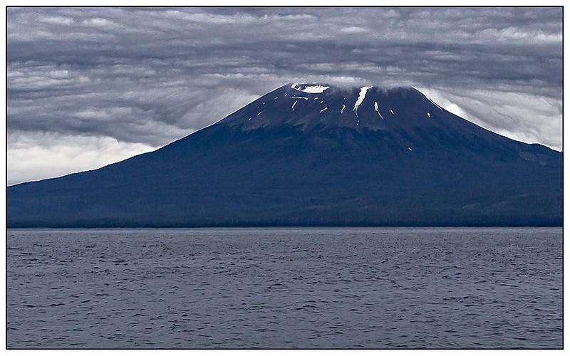Dormant Volcano, Sitka, Alaska