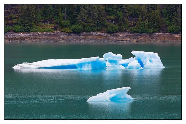 Enroute to Daws Glacier, Alaska
