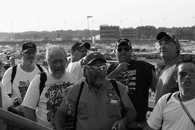 "IMHG#8806 True NASCAR Fans...""Gentlemen, Start Your Engines""!"