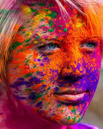 Holi Color, 2011