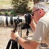 """My friend and photographic colleague Ted on location.  Canon 60D and 50mm """"Plastic Fantastic"""""""