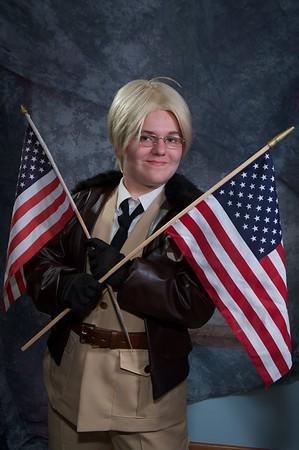 America Cosplay