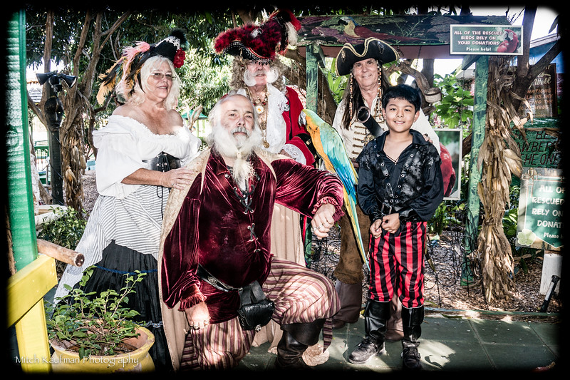 Captain Morgan & His Band of Pirates-74