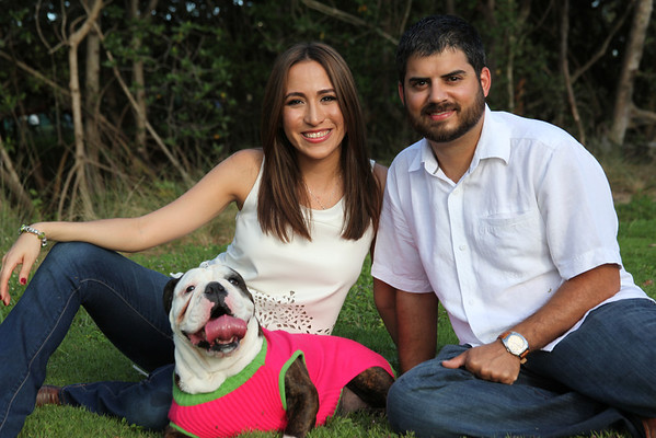 Carlos, Sonia and Lily