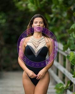 Models: Victor Coto and Carolina Coto April 2, 2021  Hollywood Beach  Photo credit: Victor Ruiz/ Victory Rising Photography