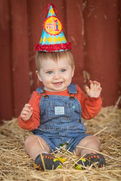 Carter's 1st Birthday