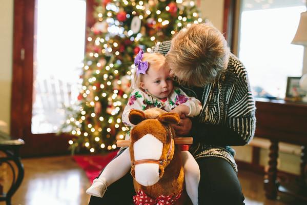 Carter & Lancaster Family//December 2015