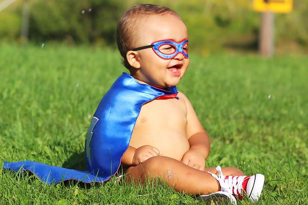 Carter Superhero