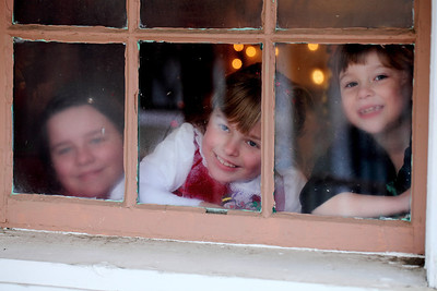 Cassidy, Haley, Emma
