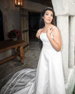 Jennifer Rodriguez model, Alicia Perez-Guevara MUA