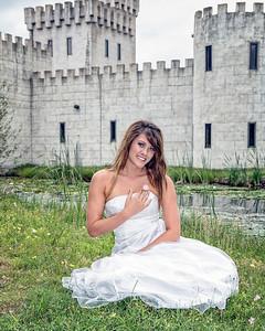 Tonnie Arnold model, Johanna Bubela MUA