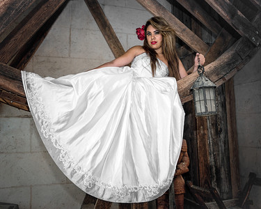 Karla Ramirez model, Johanna Bubela MUA