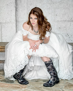 Rainey Beaumier model, Nikki Lea MUA