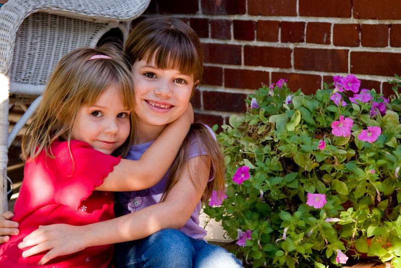 Iris and Iana Martin