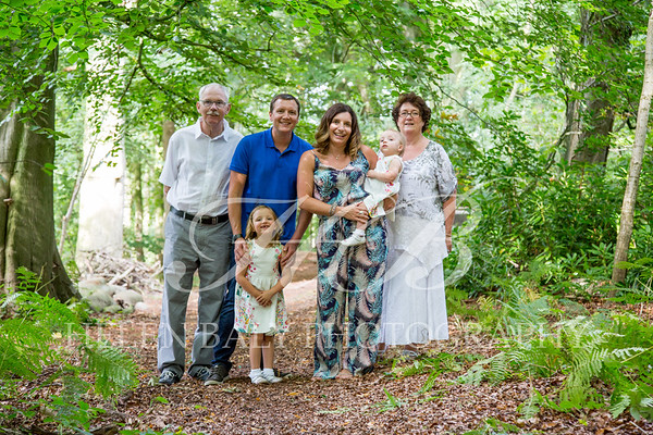 The Latham Family, August 2017