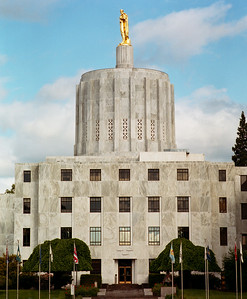 Oregon Statehouse