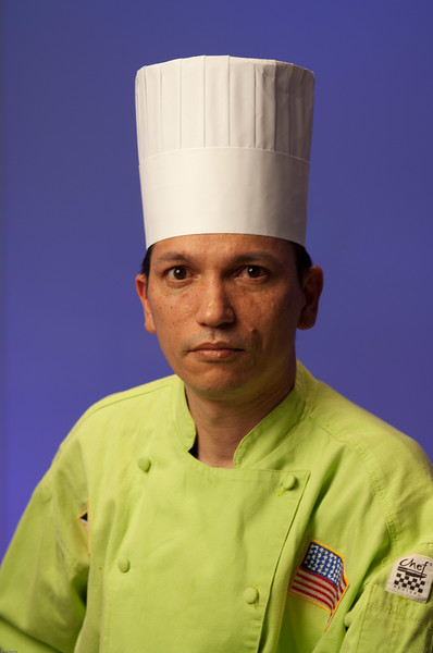 Chef Henry Pacheco