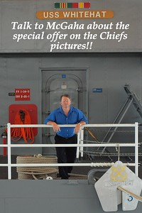 Talk to Chief McGaha about the special offer for the pictures in this album.