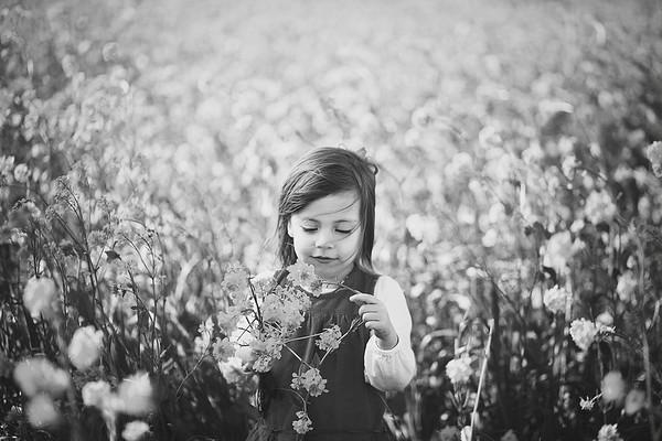 Spring Children Portraits in Sacramento CA