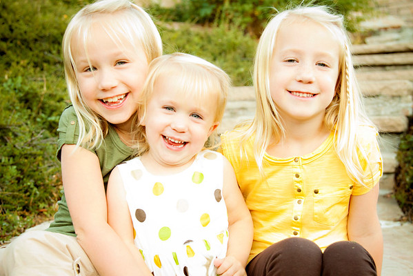 Isaacson Kids...