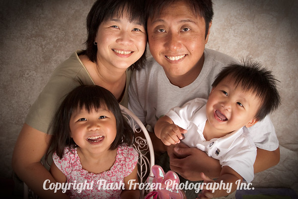 Children's and Family Portraits in Woodland Hills