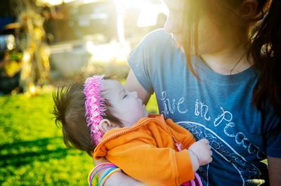 Autumn Baby Photoshoot