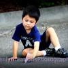 Little Boy Blu