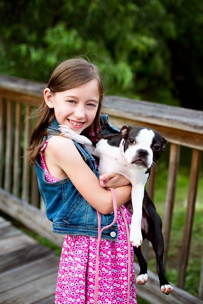 Ella and Cutie