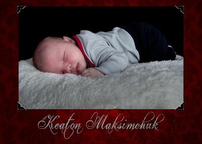 Keaton Maksimchuk 1 Month-0014