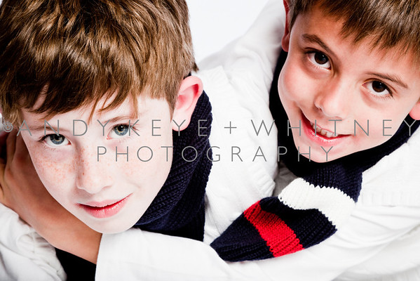 Lance & Lucas - Fun with Mom
