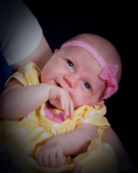 Molleigh Williams (1 month)