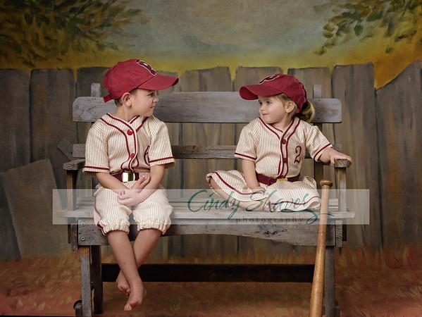 Russell - Vintage Baseball