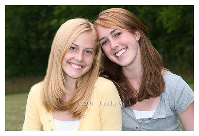 Sara & Kelly