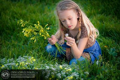 150213_3807_Maisie_Picking_Flowers