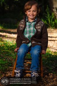 Child Portrait. Example from my two years of volunteer work at Sequoia Nursery School.